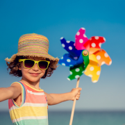 Enfant vacances