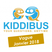 Kiddibus - Vague Janvier 2018